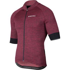 Etxeondo Lurra Koszulka z krótkim rękawem Mężczyźni, red-black